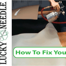 How to Recover Your Car Headliner - Fix a Sagging Headliner