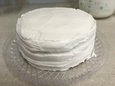 Frost the Cake