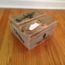 Man Crate (gift crate)