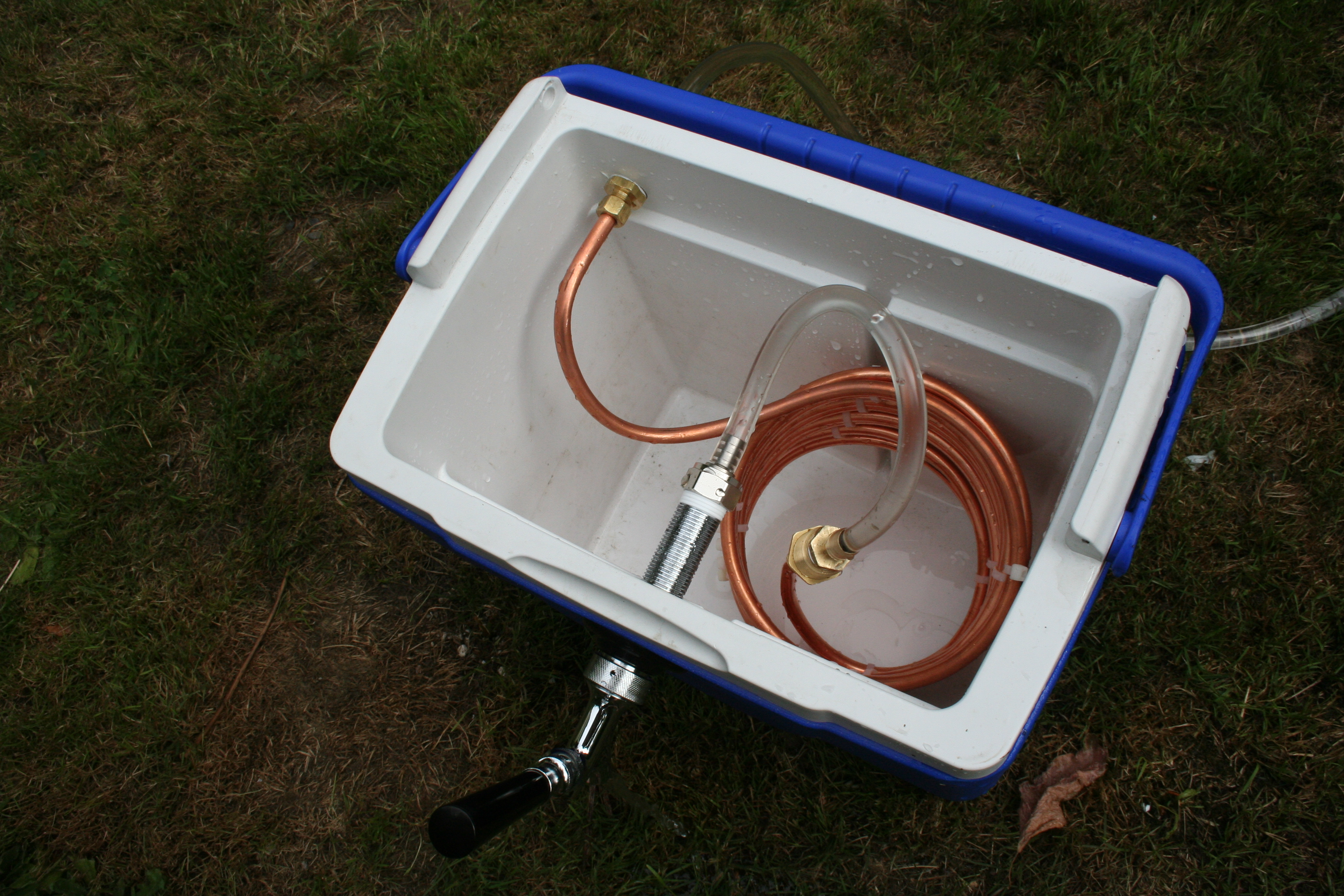Picture of Leak Testing.
