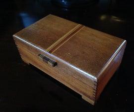 Twister - a Vintage Puzzle Box
