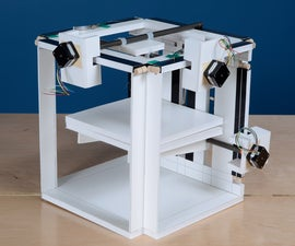 Build a Foamcore CNC Machine