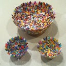 DIY Plastic Bowl