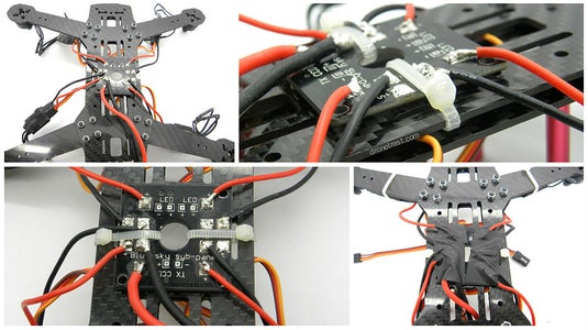 [SCHEMATICS_48EU]  QAV ZMR 250 Mini Quadcopter Drone Build Guide : 11 Steps (with Pictures) -  Instructables   Zmr 250 Wiring Harness Diy      Instructables