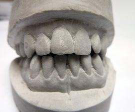 Cast Your Teeth for Halloween