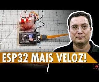 Faster ESP32