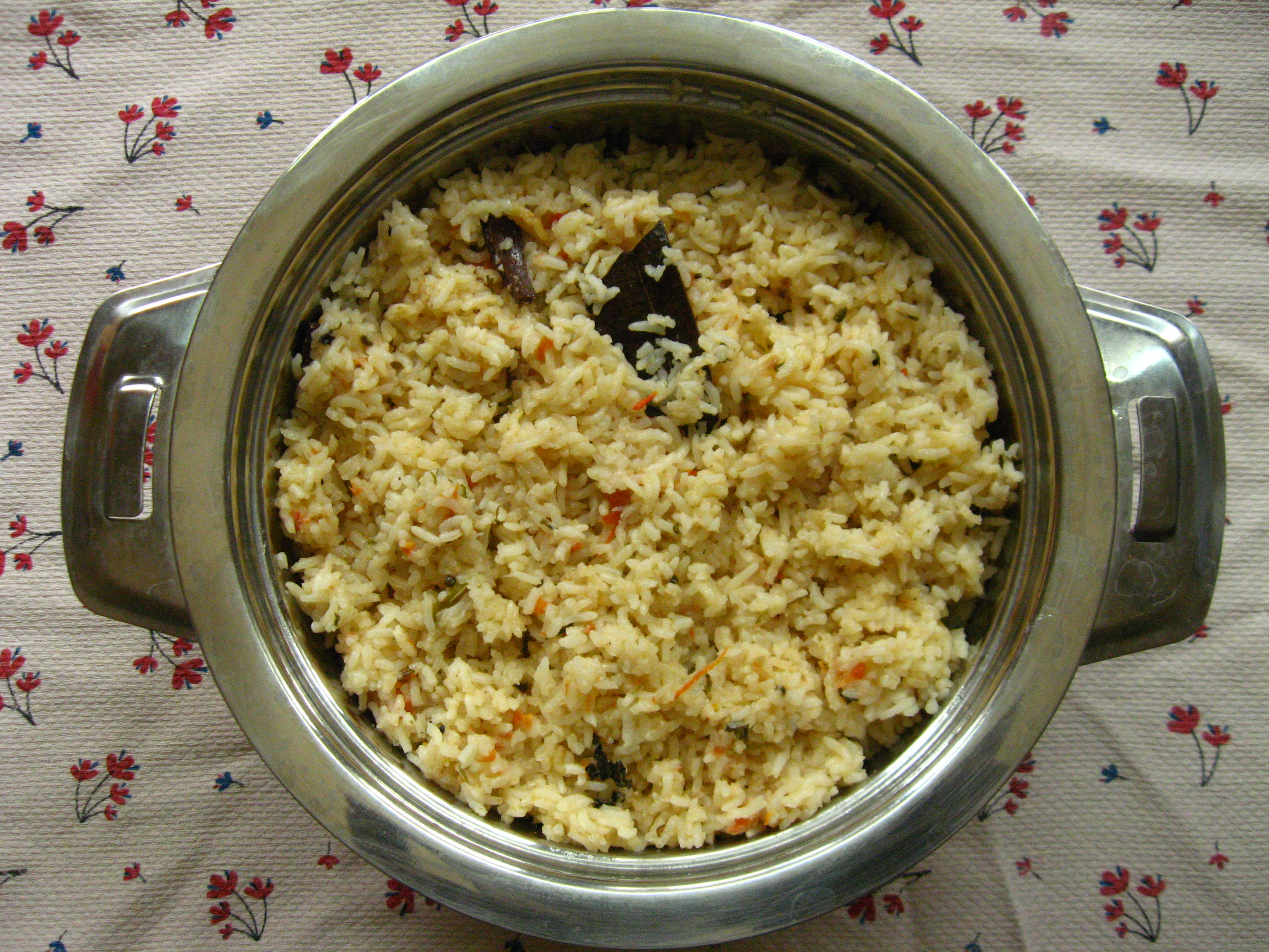 Picture of How to Make Coconut Milk Rice