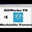 RDWorks V8 Tutorial Nachhilfe