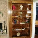 Storage Hiding Bookcase
