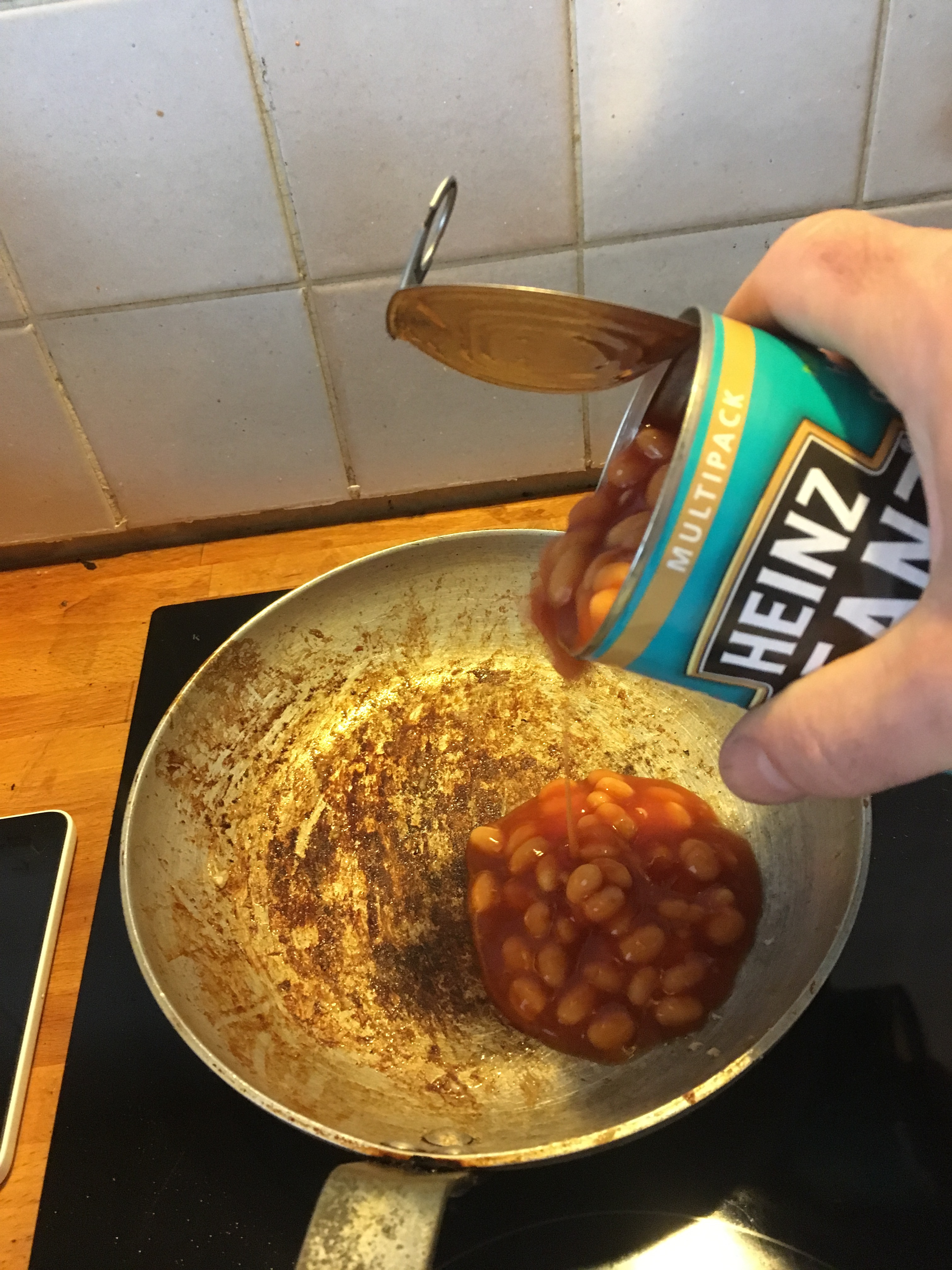 Picture of The Baked Bean Bath