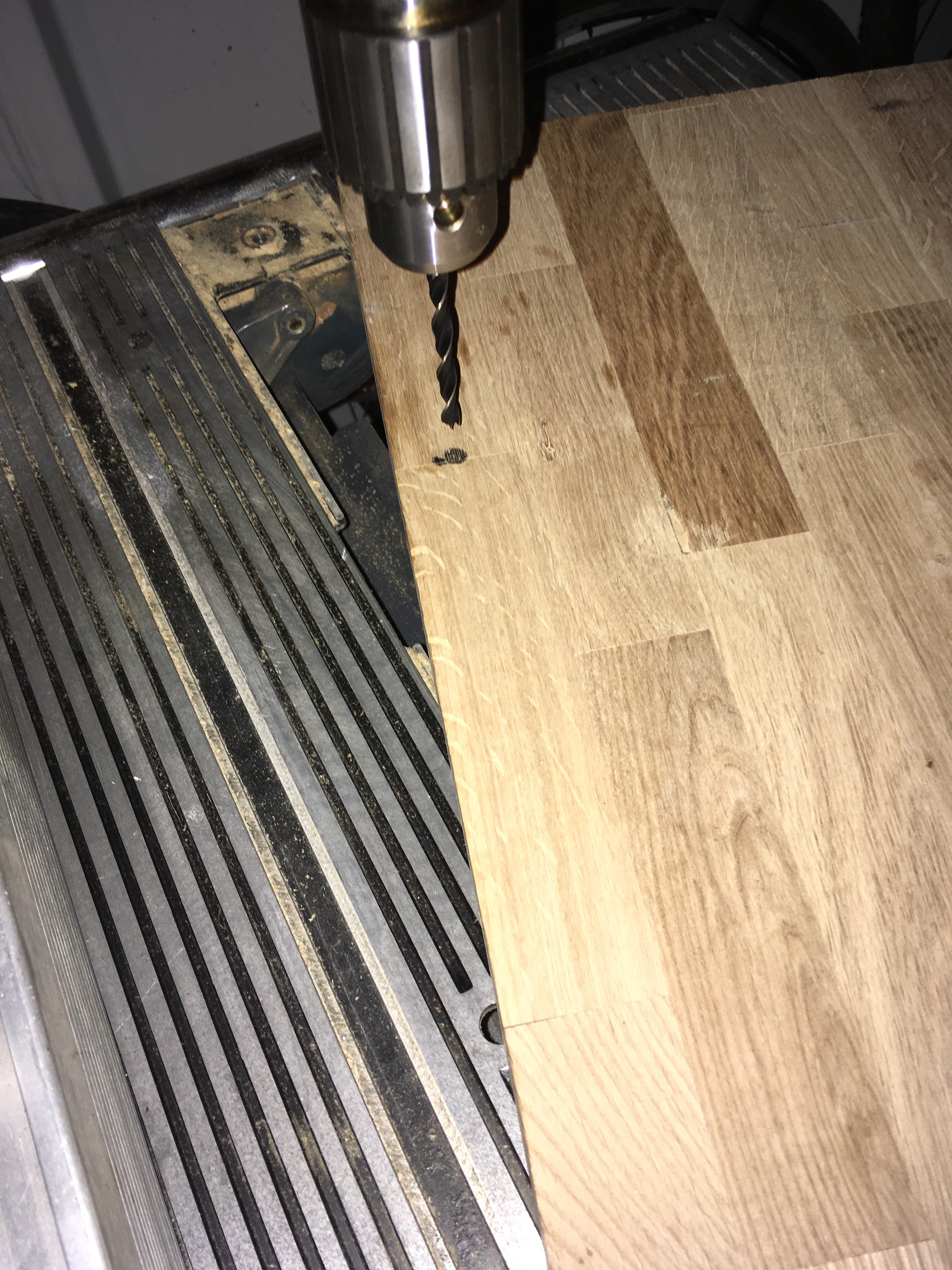 Picture of Chop Saw Provision - Worktop