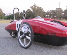 1HP Electric Car