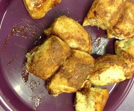 Cinnamon-y Sticky Monkey Bread