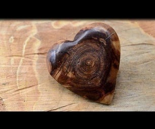 A Wooden Heart