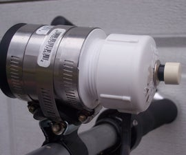 Ultimate 18v Bike Light!