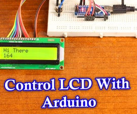 Connect Arduino With LCD