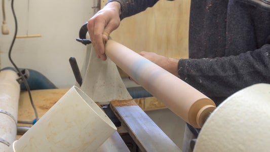 Sanding and Polishing
