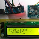 Interfacing DS1307 I2C RTC With Arduino