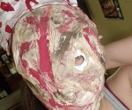 Silent Hill Nurse Mask