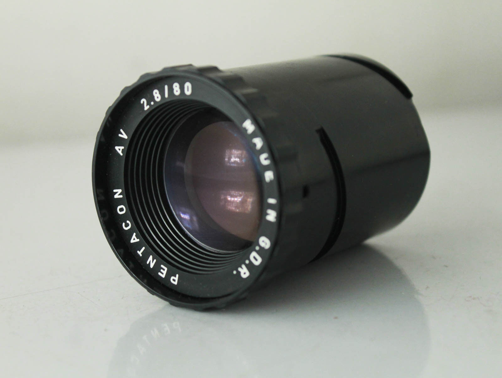 Picture of About the Lens Itself