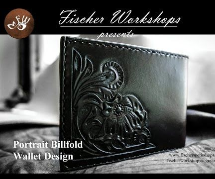 How to Make a Leather Billfold