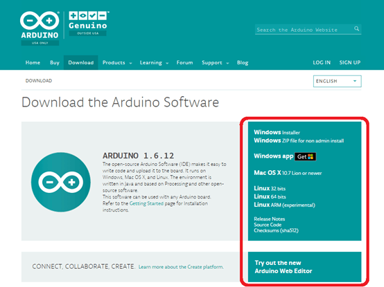 Picture of Arduino Software (IDE)
