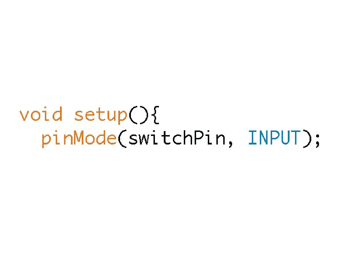 Picture of Initialize the Switch