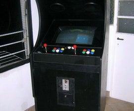 Homemade Arcade Cabinet