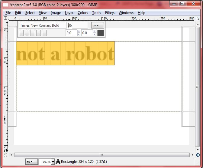 Picture of Step 2: Create a Text Box