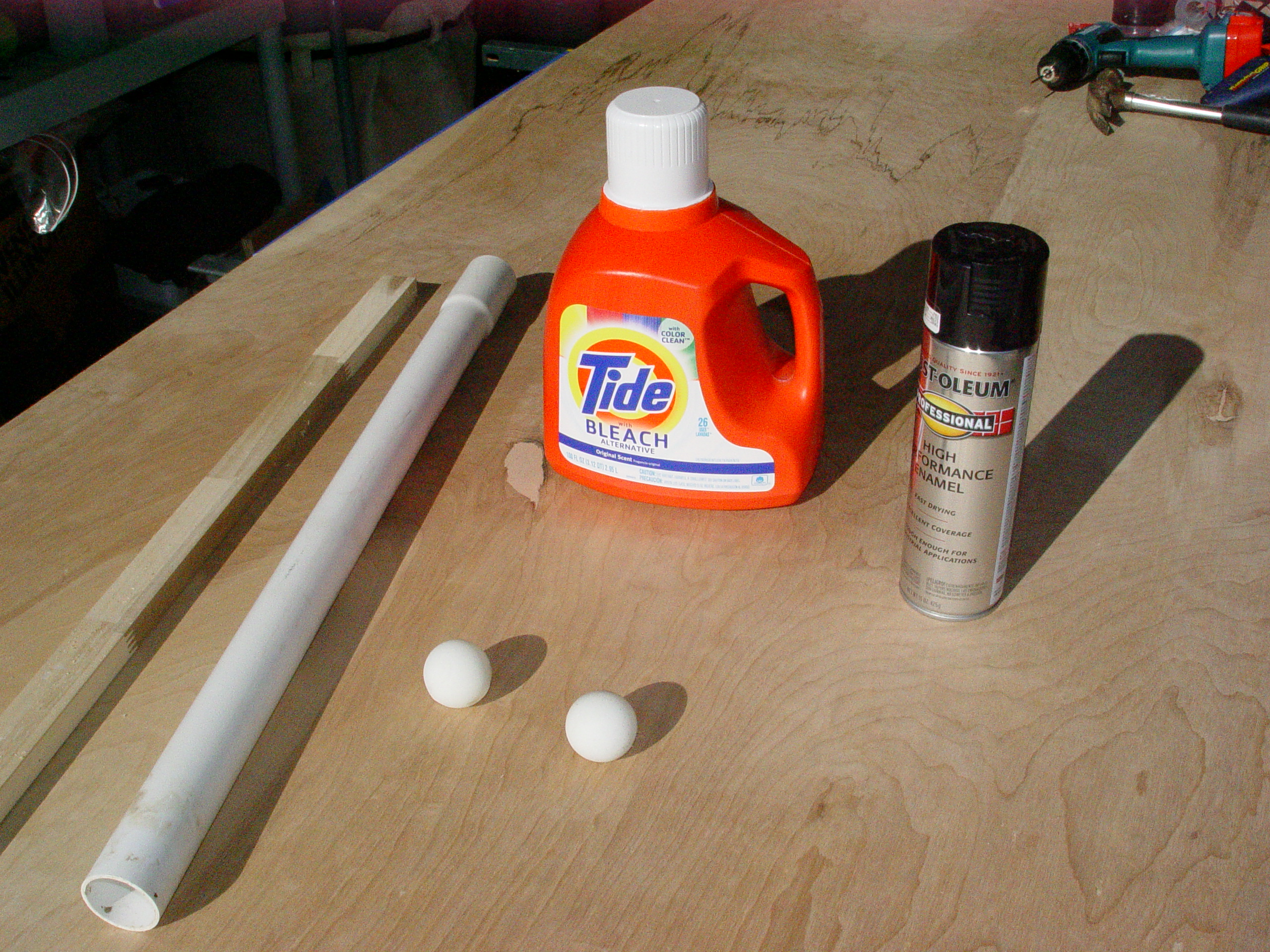 Picture of GATHER UP THE NECESSARY MATERIALS