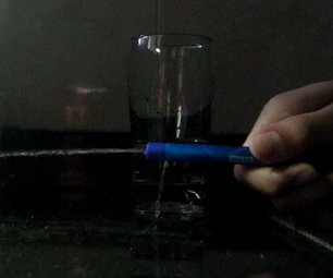 How to Make a Water Squirting Pen