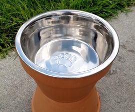 Raised Dog Food Bowls