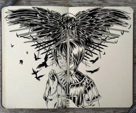 Game of Thrones, Sketch on Glass