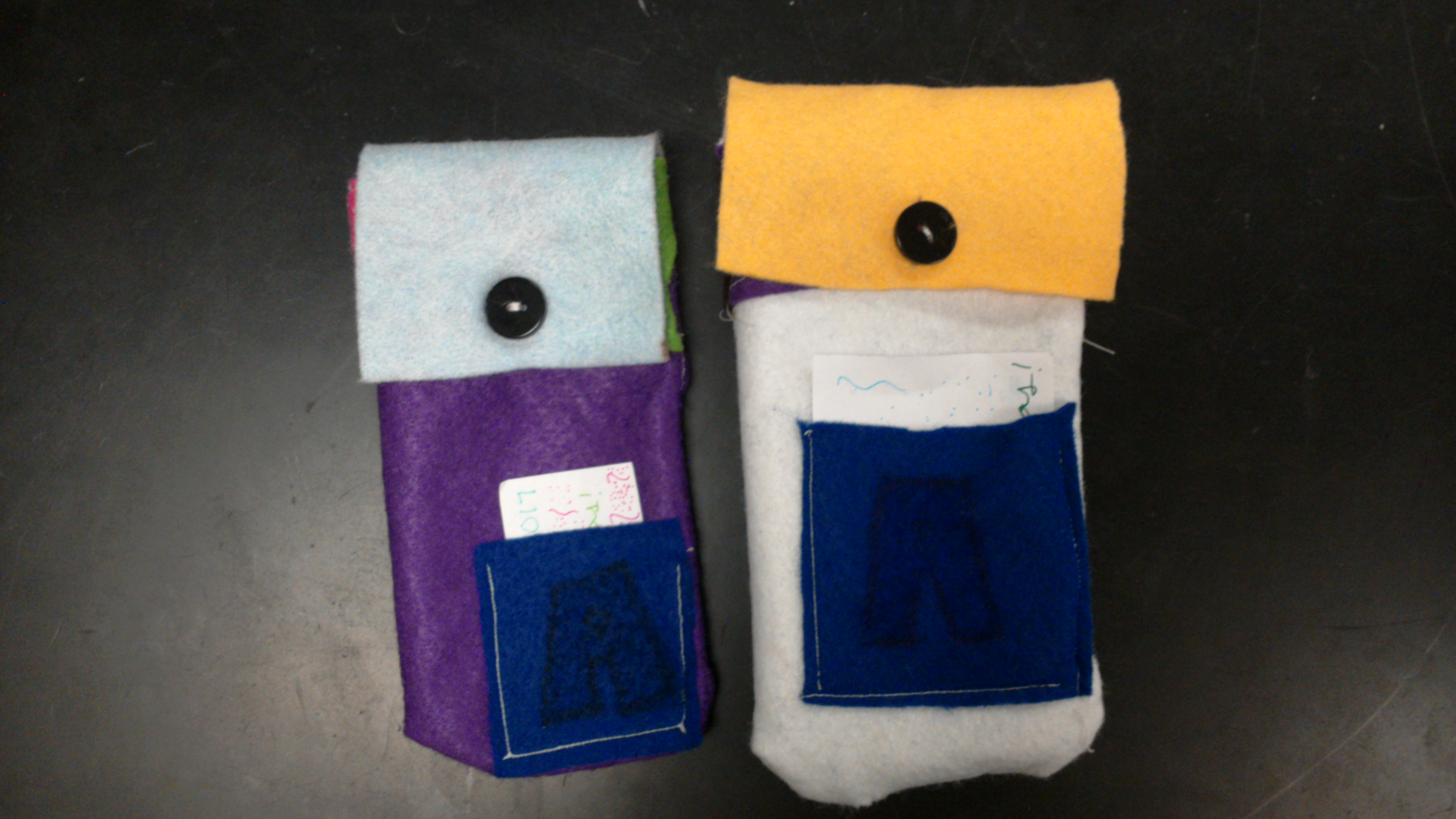 Picture of Patchwork Phone Bag