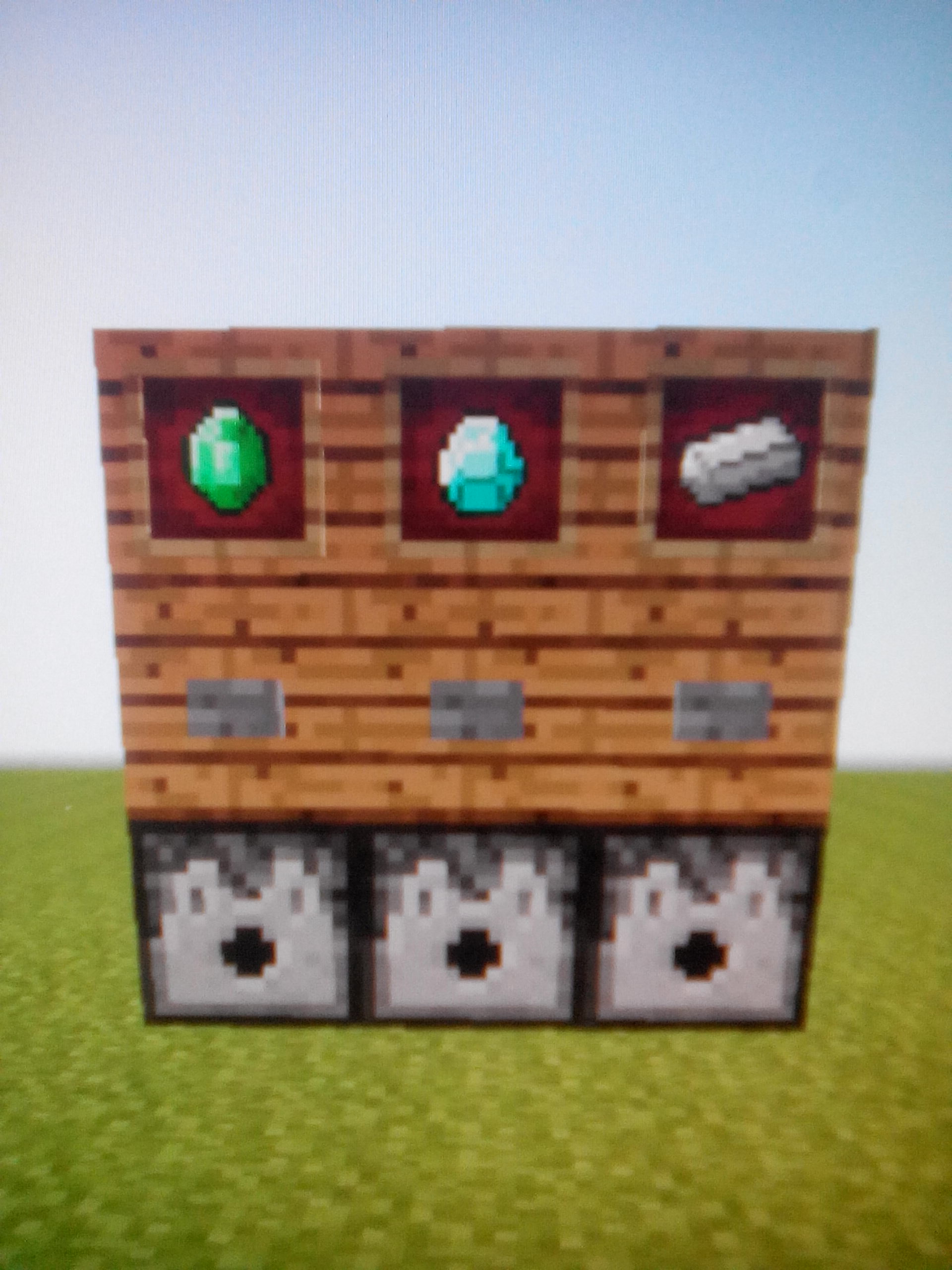 Picture of Quick & Easy Minecraft Vending Machine