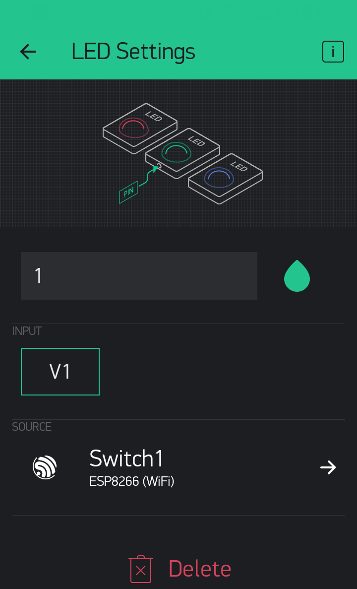 Picture of Blynk App and Programming