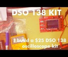 How to - Make a $25 Oscilloscope