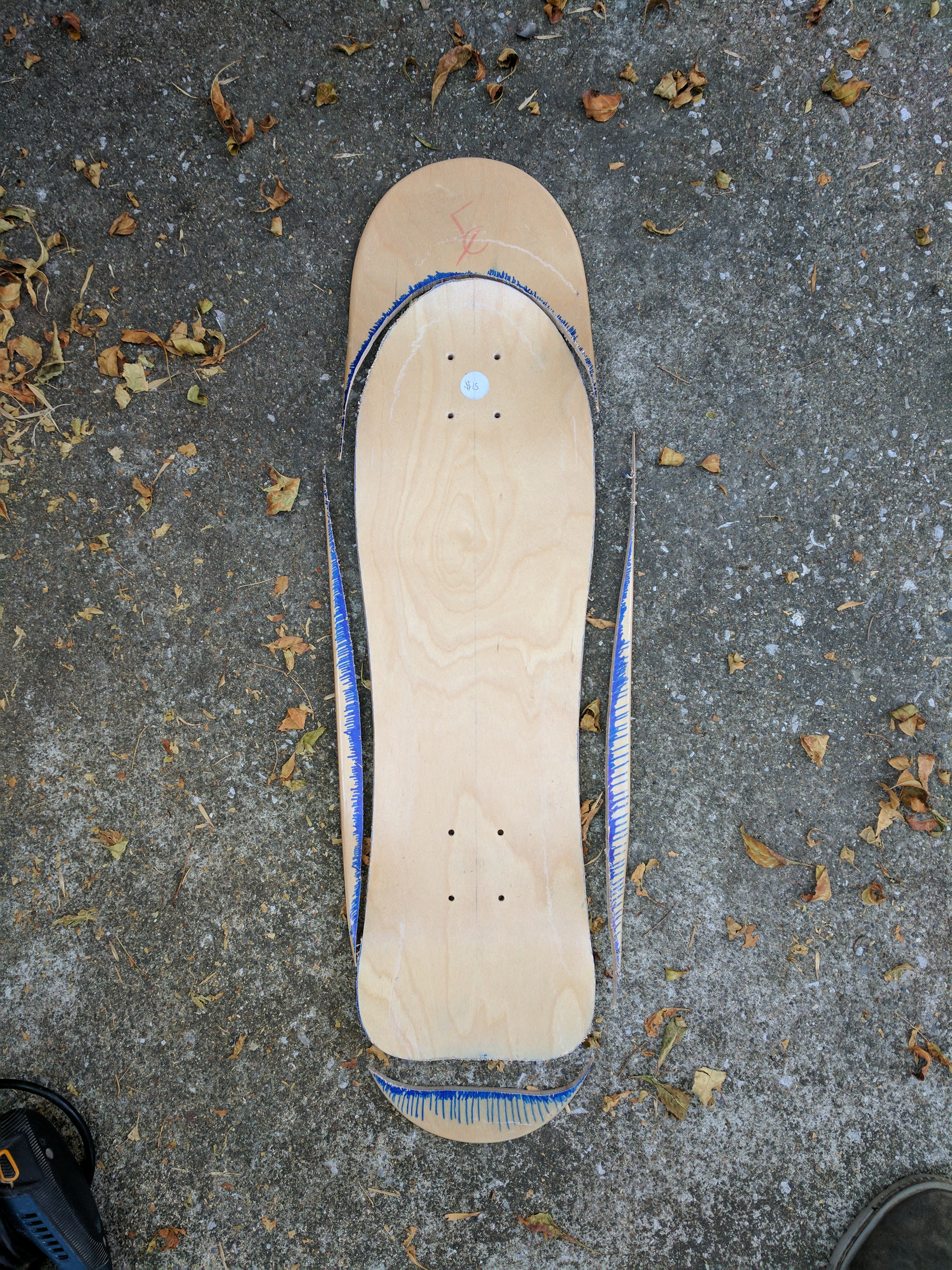 Picture of Cut Out the Deck