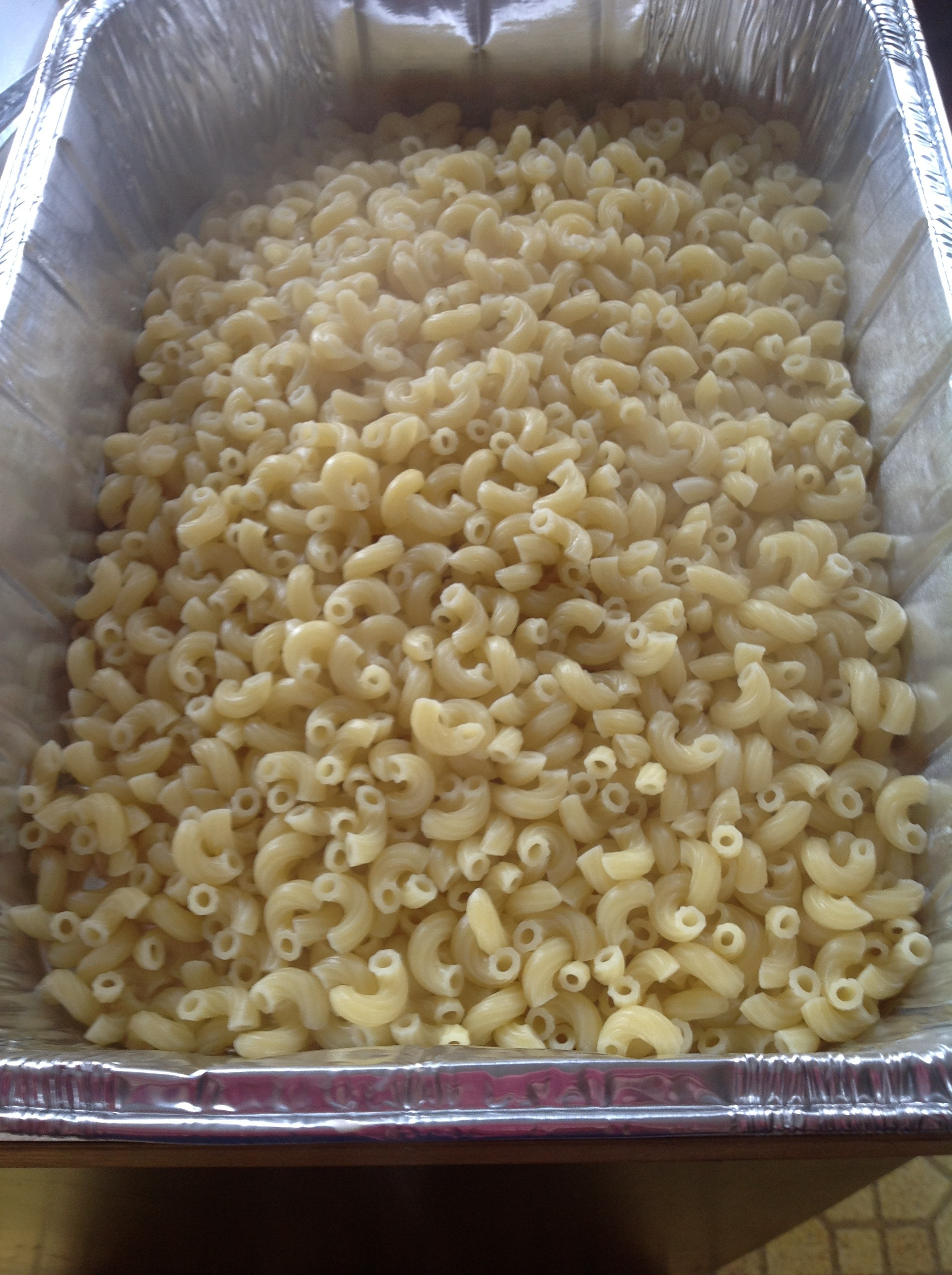 Picture of Macaroni Step