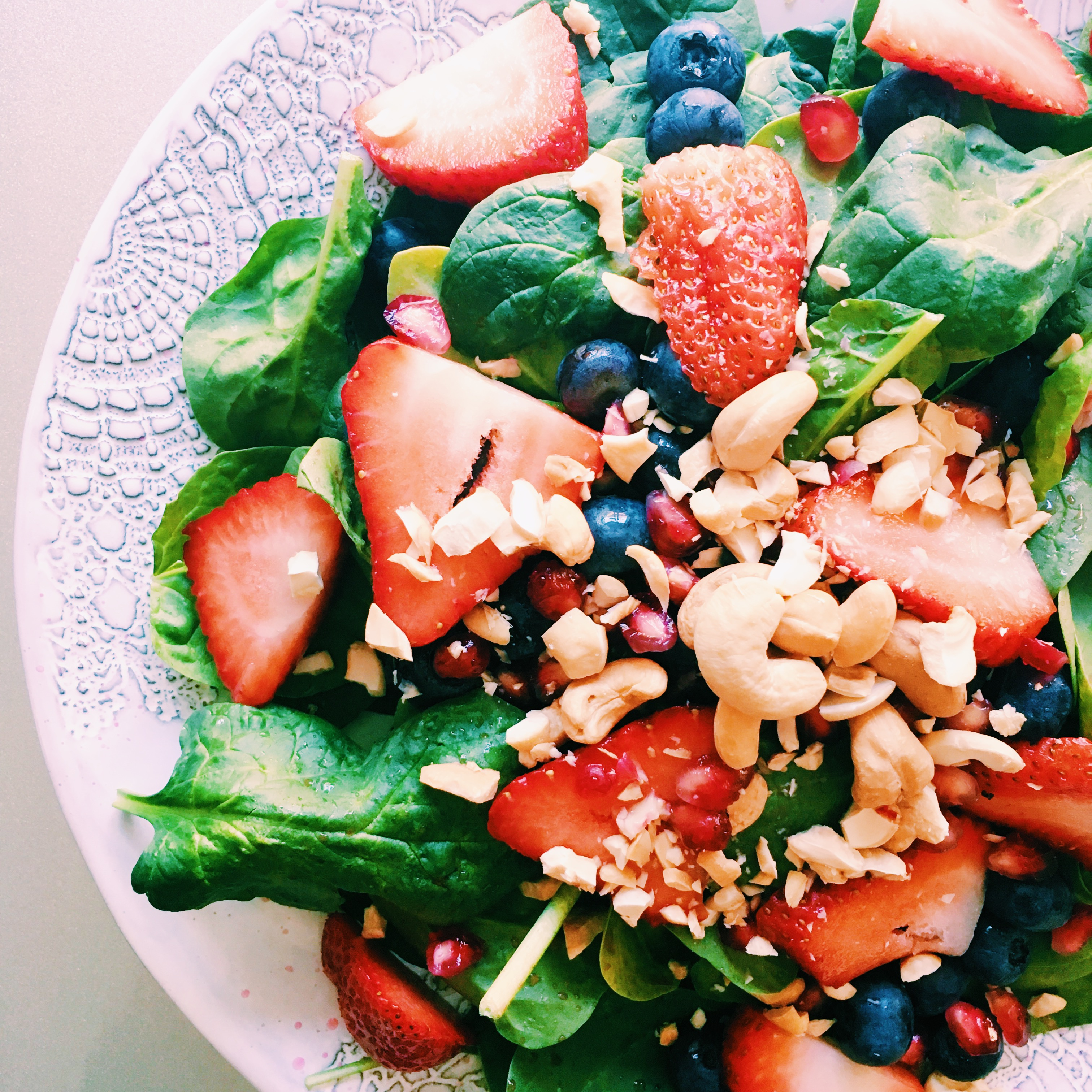 Picture of RECIPE   BERRY SALAD