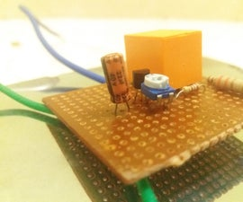 How to Make a Automatic 12v Battery Charger