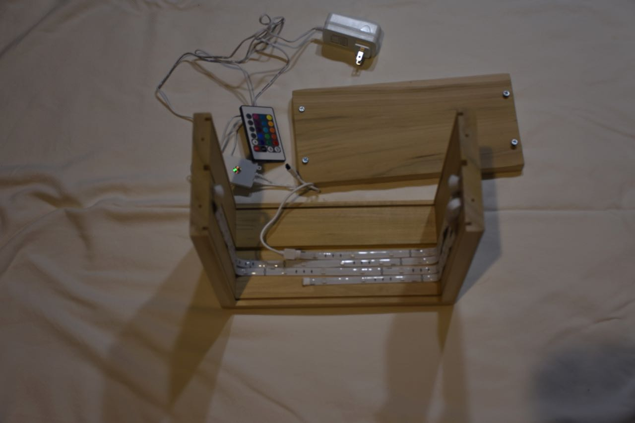 Picture of Assemble the Clock Case