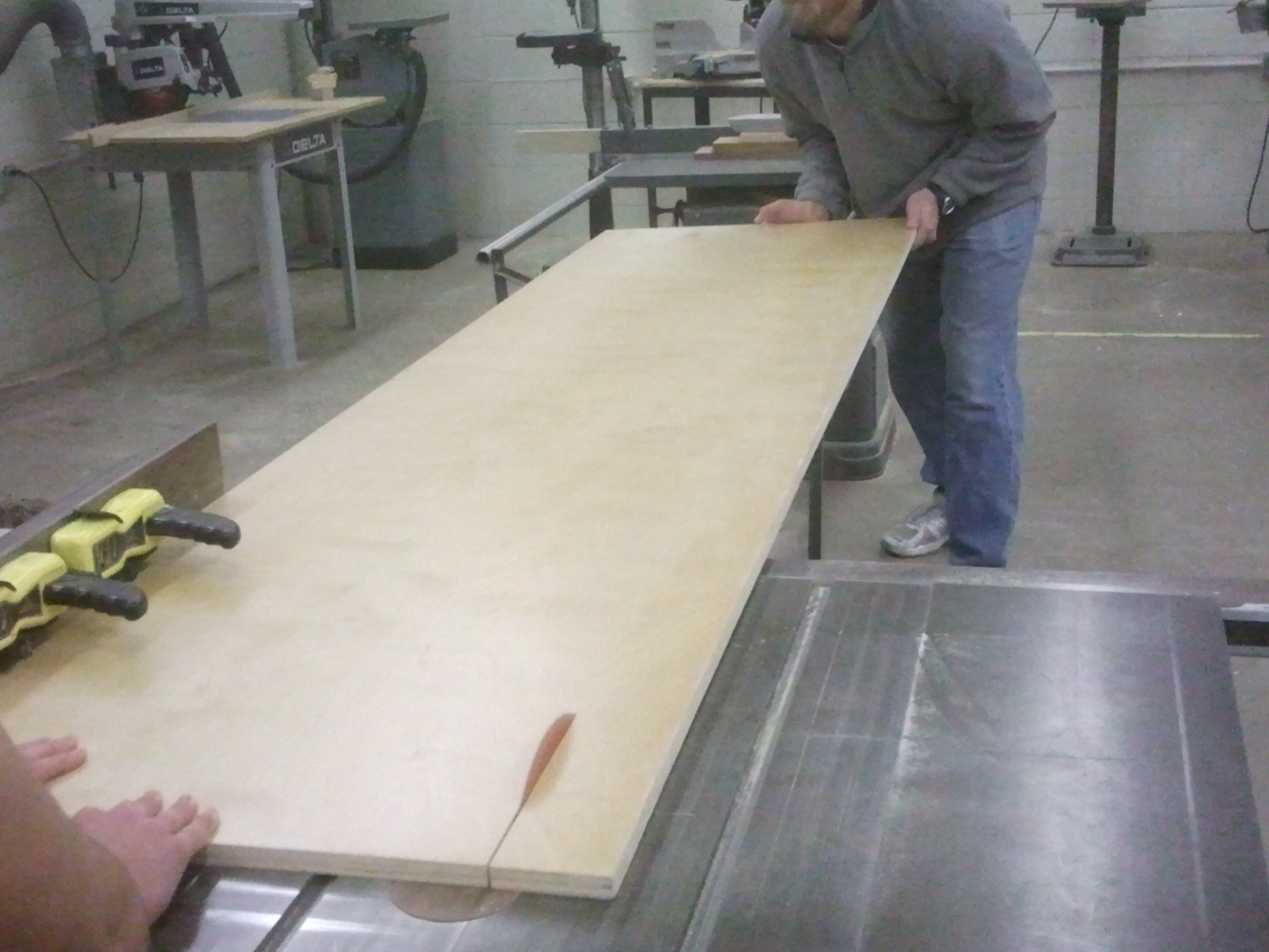 Picture of Cut Your Material to Size