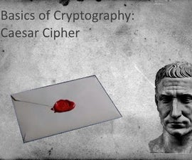 Basics of Cryptography: Caesar Cipher