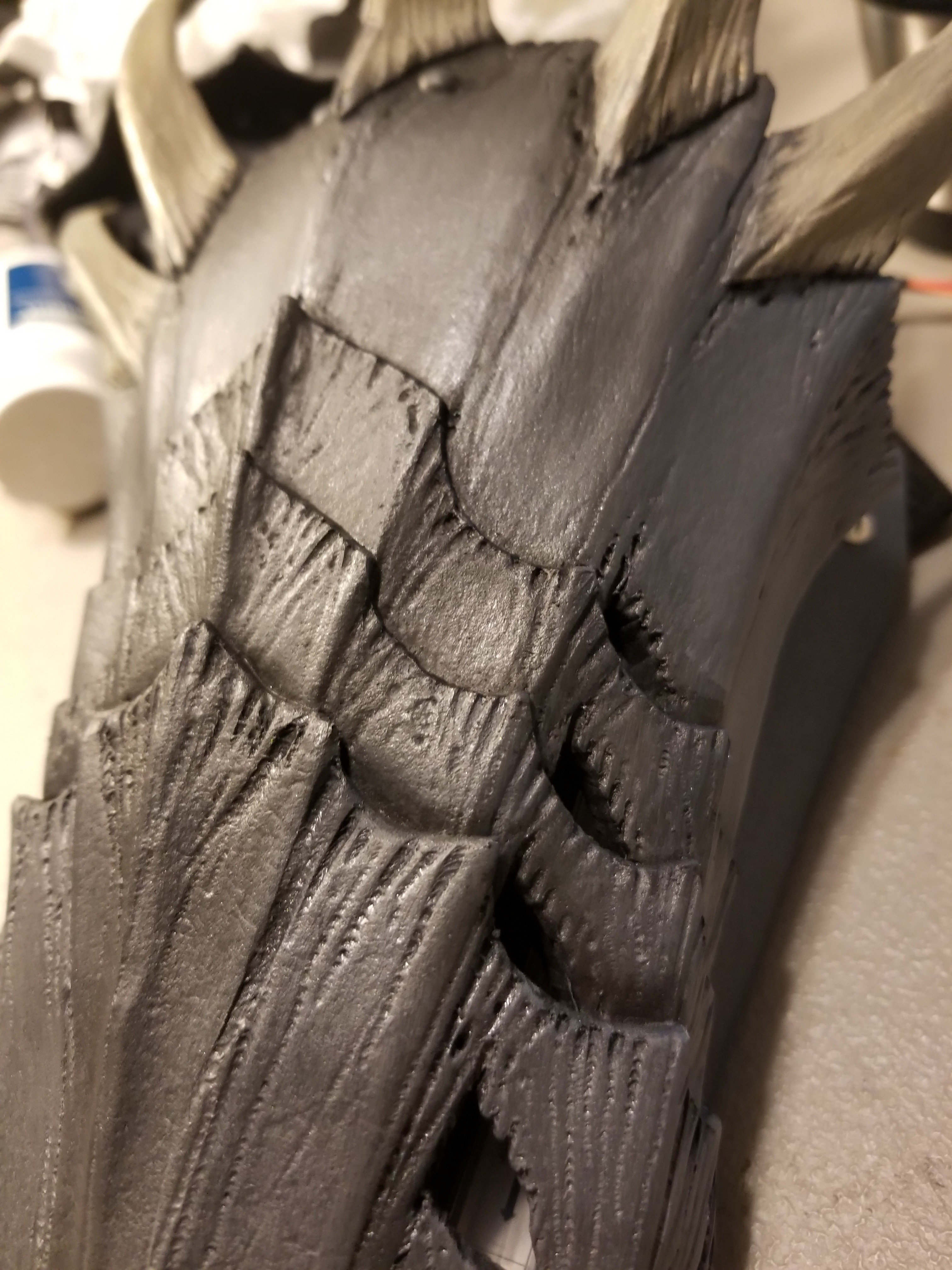 Picture of Finalizing- Prime and Paint the Foam Parts