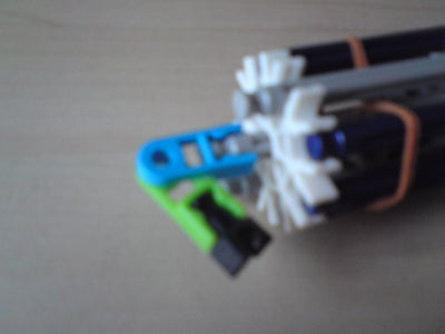 Knex Grenade With Pin