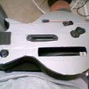 Duct Tape Guitar Hero Faceplate