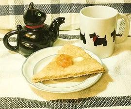 Easy Scottish Oatcakes