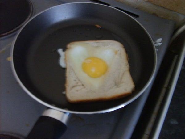 Making Egg Frames