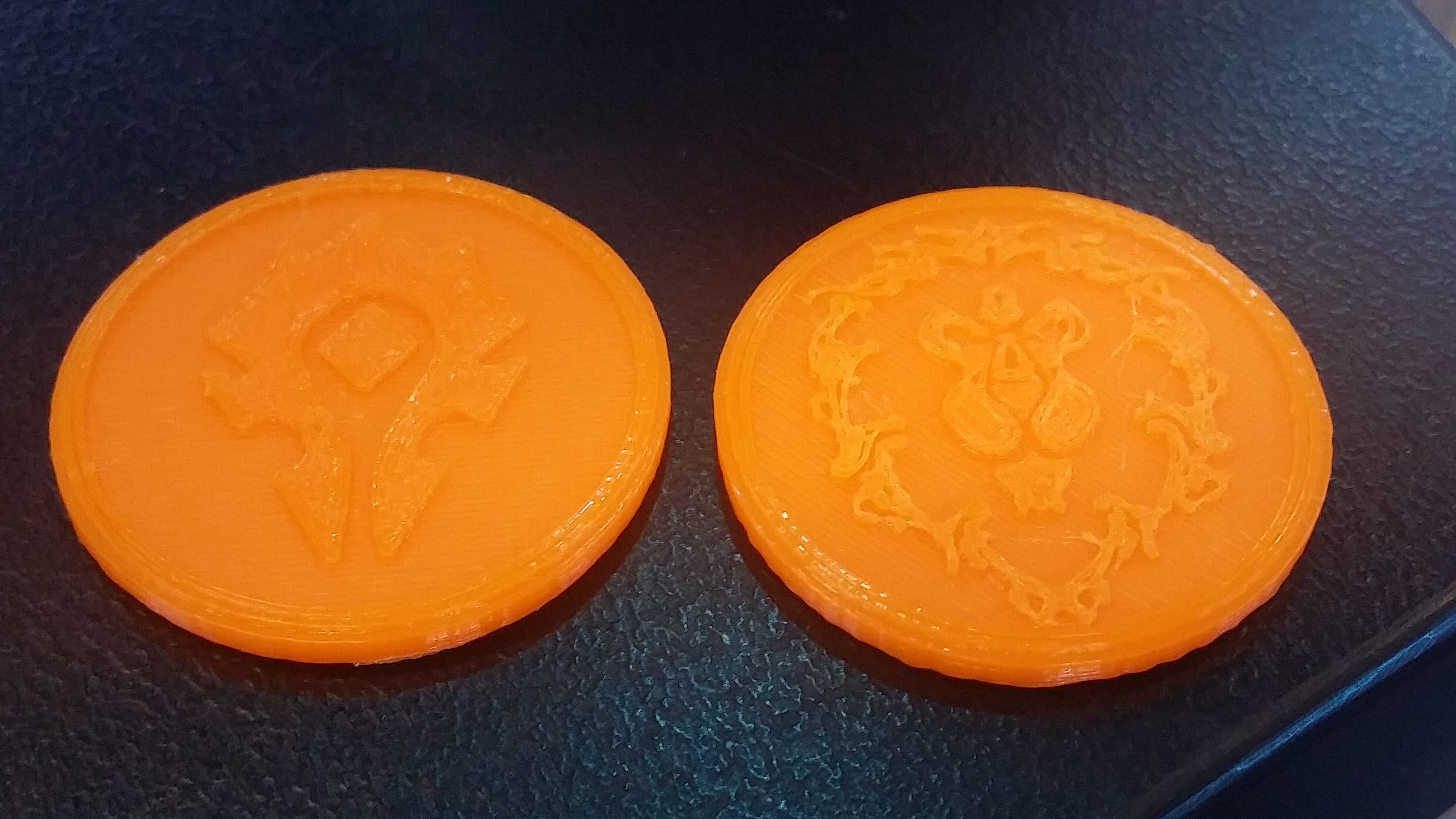 Picture of Lets Make 3D Printable Tokens/coins